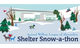 Shelter Snow-A-Thon this Weekend!