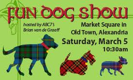 Fun Dog Show: March 5th