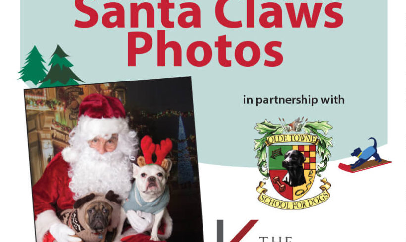 Santa Claws Photos