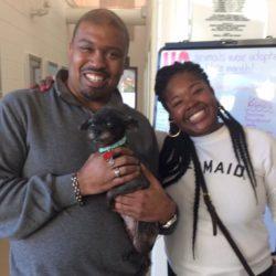 AWLA - Mimi Adopted