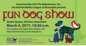 AWLA - Fun Dog Show 2017