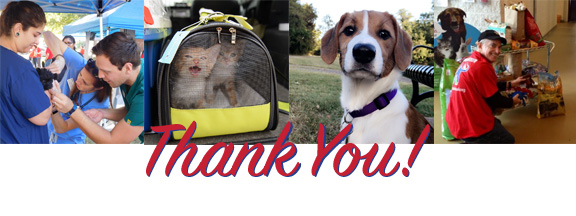 Thank you from AWLA!