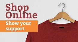 Shop Online with AWLA - Show Your Support