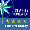 Charity Navigator - AWLA Four Star Charity